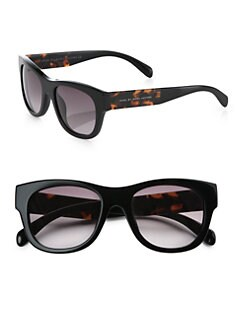 Marc by Marc Jacobs - Round Plastic Sunglasses