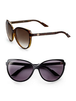 Gucci - Young Project Cat's-Eye Sunglasses