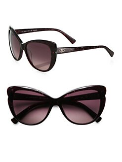 Valentino - Retro Cat's-Eye Sunglasses