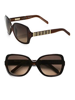 Fendi - Pequin Limited Edition Rectangular Sunglasses
