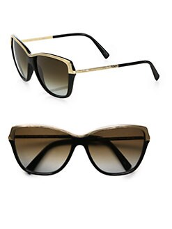 Fendi - Jewels Cat's-Eye Sunglasses