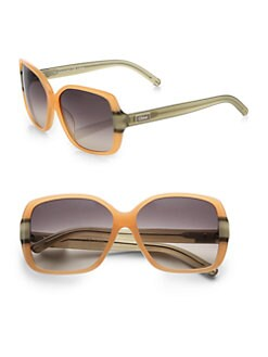 Chloe - Cycas Square Sunglasses