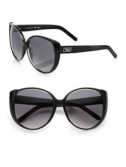 Chloe - Llima Oversized Round Sunglasses