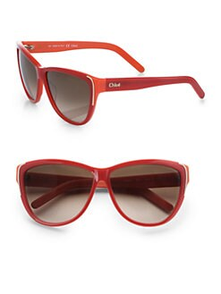 Chloe - Capucine Cat's-Eye Sunglasses