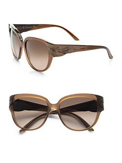 Dior - Crystal Accented Haute Couture Cat's-Eye Sunglasses