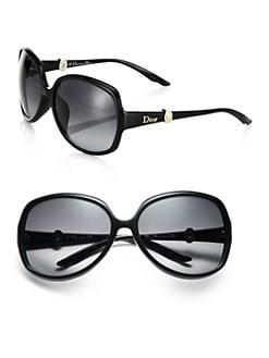 Dior - Mystery 61mm Round Sunglasses