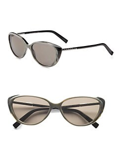 Dior - Petite Plastic Cat's-Eye Sunglasses