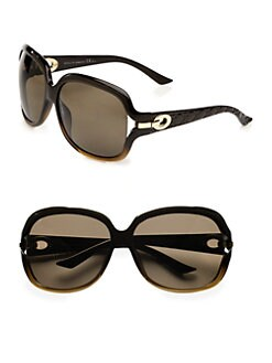 Dior - Polarized Rectangular Sunglasses