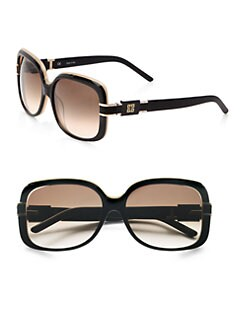 Givenchy - Square Resin Sunglasses