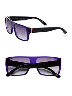 Marc by Marc Jacobs - Modern Square Wayfarer-Inspired Sunglasses