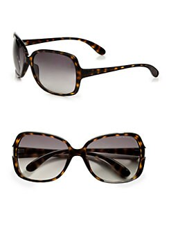 Marc by Marc Jacobs - Square Plastic Sunglasses