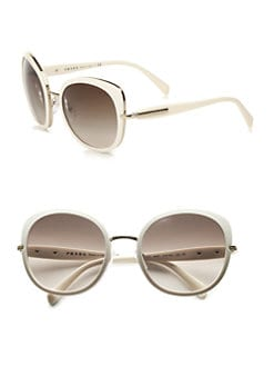 Prada - Modern Cat's-Eye Sunglasses