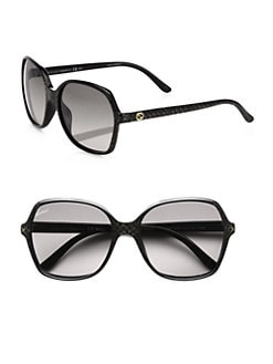 Gucci - Optyl Oversized Square Sunglasses