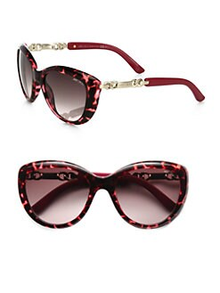 Jimmy Choo - Wigmos Cat's-Eye Sunglasses