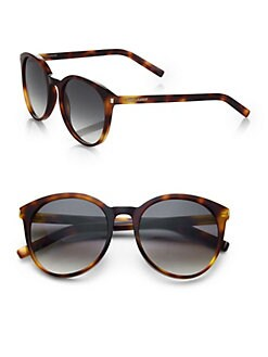 Saint Laurent - Classic Oversized Round Sunglasses