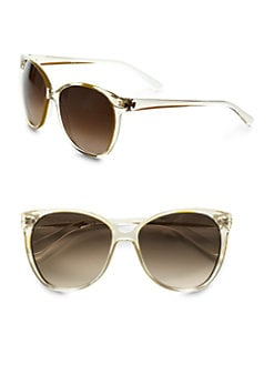 Tory Burch - Vintage-Inspired Cat's-Eye Sunglasses