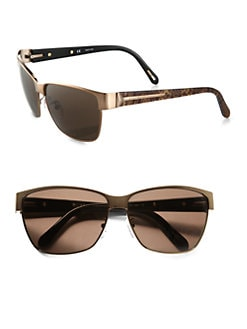 Givenchy - Modified Wayfarer Sunglasses