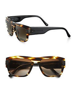 Givenchy - Modified Resin Square Wayfarers