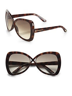 Tom Ford Eyewear - Jade Injected Square Sunglasses