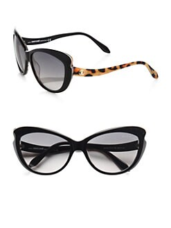 Roberto Cavalli - Mururoa Cat's-Eye Drop Temple Sunglasses