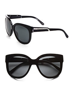 Stella McCartney - Full-Rim Square Sunglasses