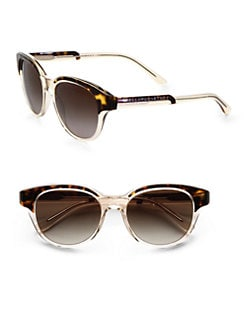 Stella McCartney - Retro-Inspired Round Plastic Sunglasses