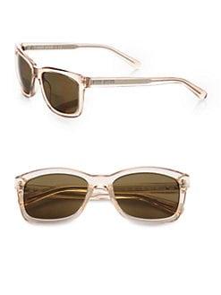 Bobbi Brown - The Highline Square Plastic Sunglasses