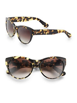 Oliver Peoples - Mande Plastic Cat's-Eye Sunglasses