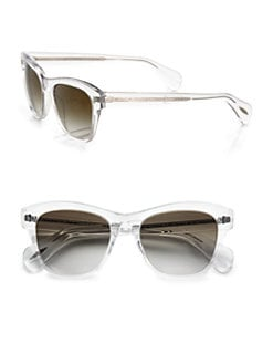 Oliver Peoples - Sofee Plastic Sunglasses