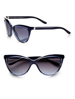 Saint Laurent - Cat's-Eye Sunglasses