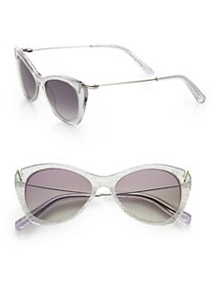 Elizabeth and James - Fillmore Plastic Cat's-Eye Sunglasses