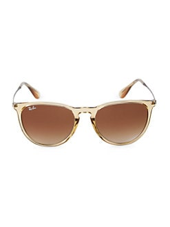 Ray-Ban - Vintage-Inspired Round Sunglasses
