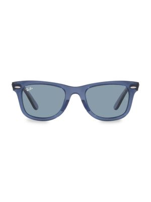 RB2140 50MM Classic Wayfarer Sunglasses