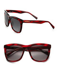 Givenchy - Large Modified Square Sunglasses