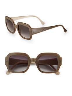 Elizabeth and James - Pine Square Acetate Sunglasses