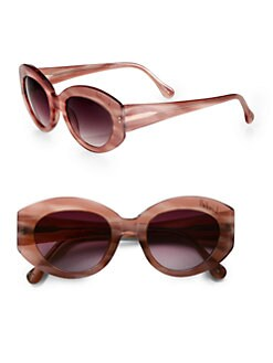 Elizabeth and James - Lindall Round Acetate Sunglasses
