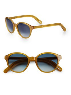 Elizabeth and James - Madison Round Acetate Sunglasses