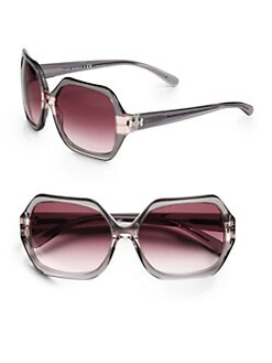 Tory Burch - Irregular Square Sunglasses