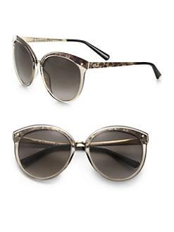 Dior - Oversized Round Sunglasses