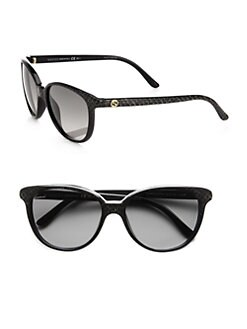 Gucci - Optyl Cat's-Eye Sunglasses