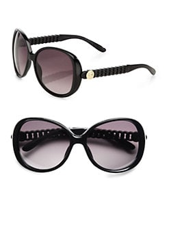 Marc by Marc Jacobs - Oversized Round Sunglasses