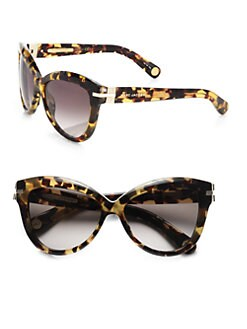 Marc Jacobs - Plastic Cat's-Eye Sunglasses