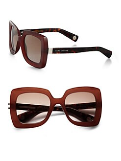 Marc Jacobs - Square Acetate Sunglasses