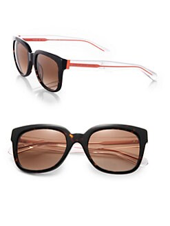 Marc by Marc Jacobs - Wayfarer Acetate Sunglasses