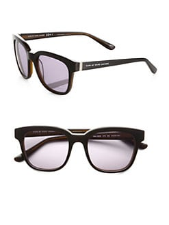 Marc by Marc Jacobs - Square Acetate Sunglasses