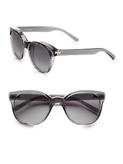 Tory Burch - Vintage Round Cat's-Eye Sunglasses