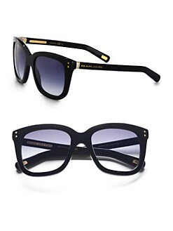 Marc Jacobs - Plastic Square Sunglasses