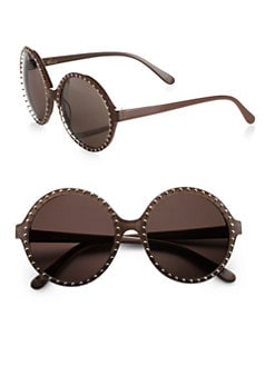 Heidi London - Oversized Round Sunglasses