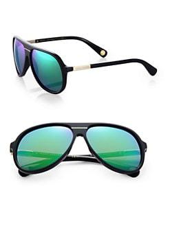 Marc Jacobs - Acetate Aviator Sunglasses