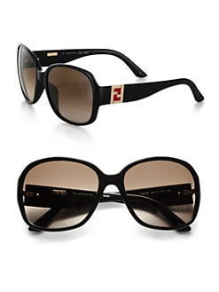 Fendi - Classic Oversized Square Sunglasses
